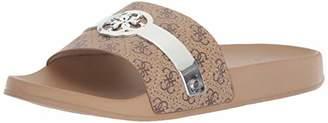 GUESS Women's Softly Slide Sandal