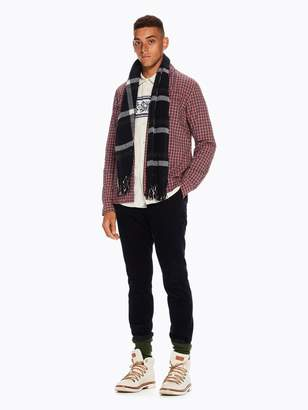 Scotch & Soda Blake - Brushed Pleated Trousers Relaxed slim fit