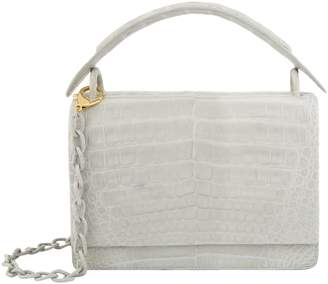 Nancy Gonzalez Crocodile Divino Top Handle Bag