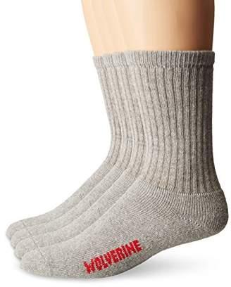 Wolverine Socks Men's 4 Pack Sport Socks