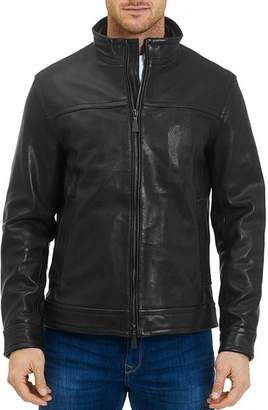 Robert Graham Napoleon 2 Leather Jacket