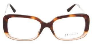 Versace Medusa Square Eyeglasses