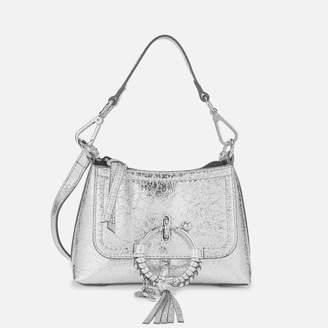 See by Chloe Women's Joan Hobo Bag - Silver