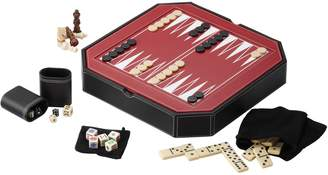 Mainstreet Classics 5-in-1 Octagon Game Combo Set