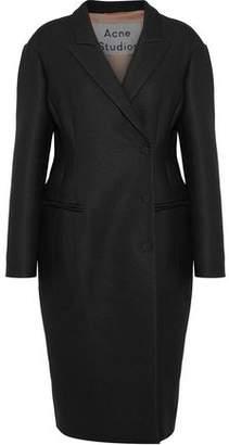 Acne Studios Caith Gabardine Coat