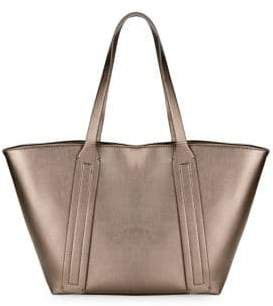 Lexi And Abbie Faux Leather Tote Bag