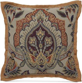 """Croscill CLOSEOUT! Callisto 18"""" Square Decorative Pillow"""