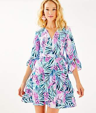 2178240c780 Lilly Pulitzer Laeda Stretch Wrap Dress