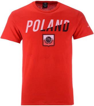 Fifth Sun Men's Poland National Team Gym Wedge World Cup T-Shirt