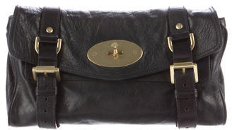 Mulberry Mulberry Alexa Leather Clutch