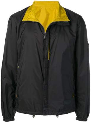 Prada zipped lightweight jacket