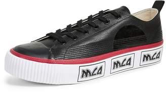 McQ Alexander McQueen Plimsoll Platform Low Top Sneakers