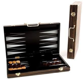 Bey-Berk Bey Berk 15-in. Wooden Backgammon Set