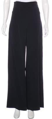 Cushnie et Ochs High-Rise Wide-Leg Pants