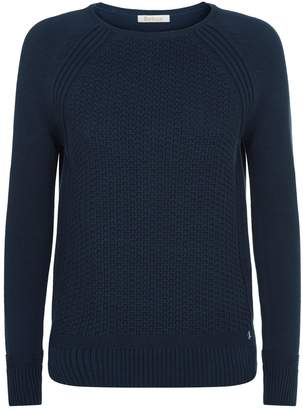 Barbour Bridport Textured Knit Sweater