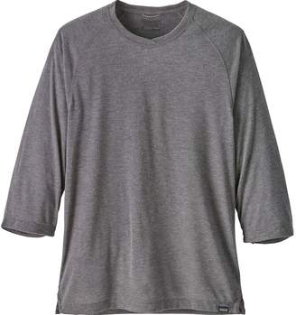 Patagonia Nine Trails Long-Sleeve Bike Jersey - Men's