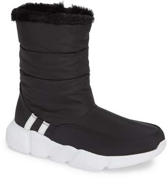 Steve Madden Snowday Faux Fur Lined Boot