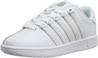 K-Swiss Classic Vintage PS Tennis Shoe (Little Kid)