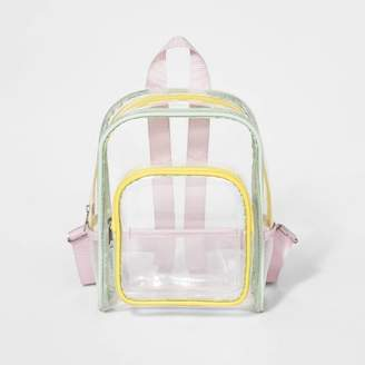 clear Art Class Girls' Backpack Medium - art class