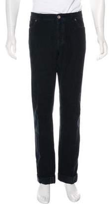 Brunello Cucinelli Corduroy Cuffed Pants