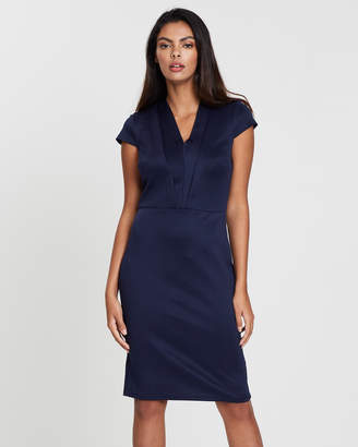 Dorothy Perkins V-Neck Pencil Dress