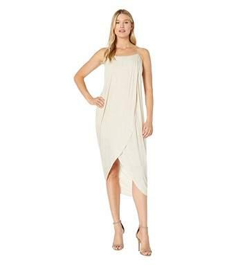 American Rose Brielle Spaghetti Strap Dress