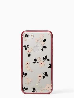 Kate Spade Jeweled camellia iphone 7 & 8 case