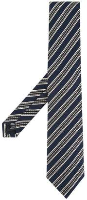 Gieves & Hawkes striped tie