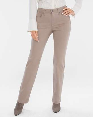 Chico's Chicos Flawless Contour Straight-Leg Jeans