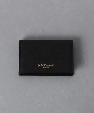 J&M Davidson (J&M デビッドソン) - [J&M Davidson(ジェイアンドエム デヴィッドソン)] PLAIN カードケース A ■■■