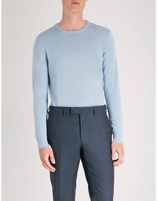 Tiger of Sweden Fine-knit merino wool jumper