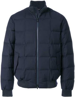 Z Zegna padded jacket