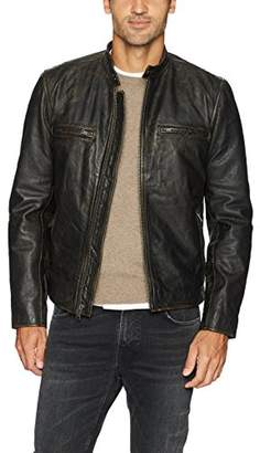 Lucky Brand Men's Leather Jacket