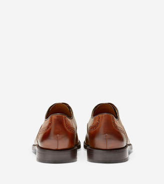 Cole Haan American Classic Kneeland Brogue Cap Toe Oxford