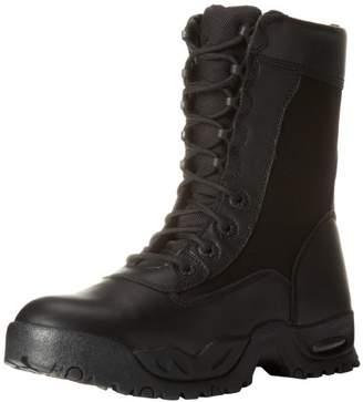 Ridge Footwear Men's Air-Tac Zipper ST Work Boot