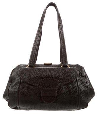pradaPrada Lock Frame Bag