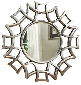 "Coaster Company Starburst Design Accent Mirror 40""x40"""