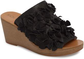 Sole Society Poppie Wedge Sandal