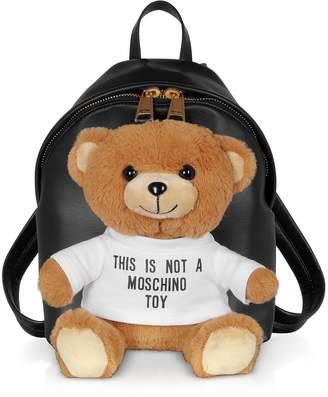 Moschino Teddy Bear Mini Backpack