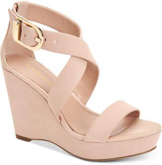 BCBGeneration Jae Platform Wedge Sandals Women's Shoes