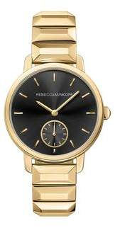 Rebecca Minkoff BFFL Gold Tone Bracelet Watch, 36MM