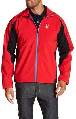 Spyder Softshell Jacket