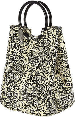 Fit & Fresh FIT AND FRESH Damask Retro Lunch Bag with Ice Pack