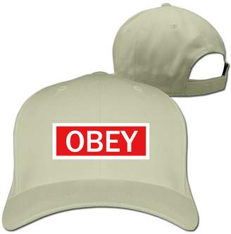 Obey Oops Times Cap Adult Youtube Leafyishere Adjustable Fashion Peak Baseball Cap Hat