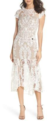 Bronx AND BANCO Bohemian Lace Dress