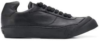 Cinzia Araia cut-out detail sneakers