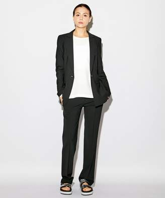Calvin Klein (カルバン クライン) - Calvin Klein women 【17SS/セットアップ対応】トロピカルウール パンツ(C)FDB
