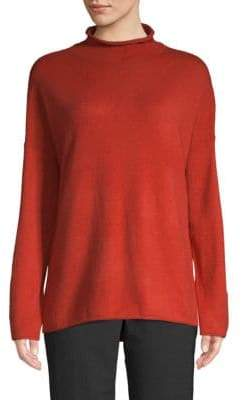French Connection Ebba Vhari Mockneck Sweater