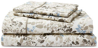 Lauren Ralph Lauren Devon Cotton Percale Count 4-Pc. Queen Sheet Set Bedding