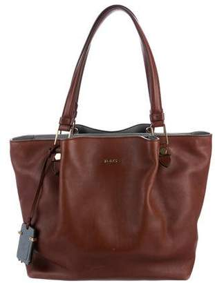 Tod's Flower Shopper Tote